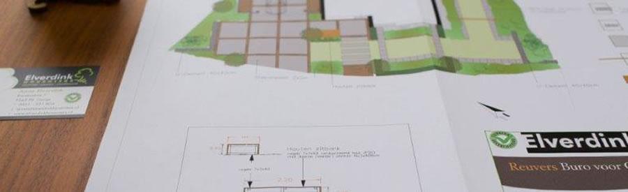 Tuinontwerp in Drachten – Slingehof