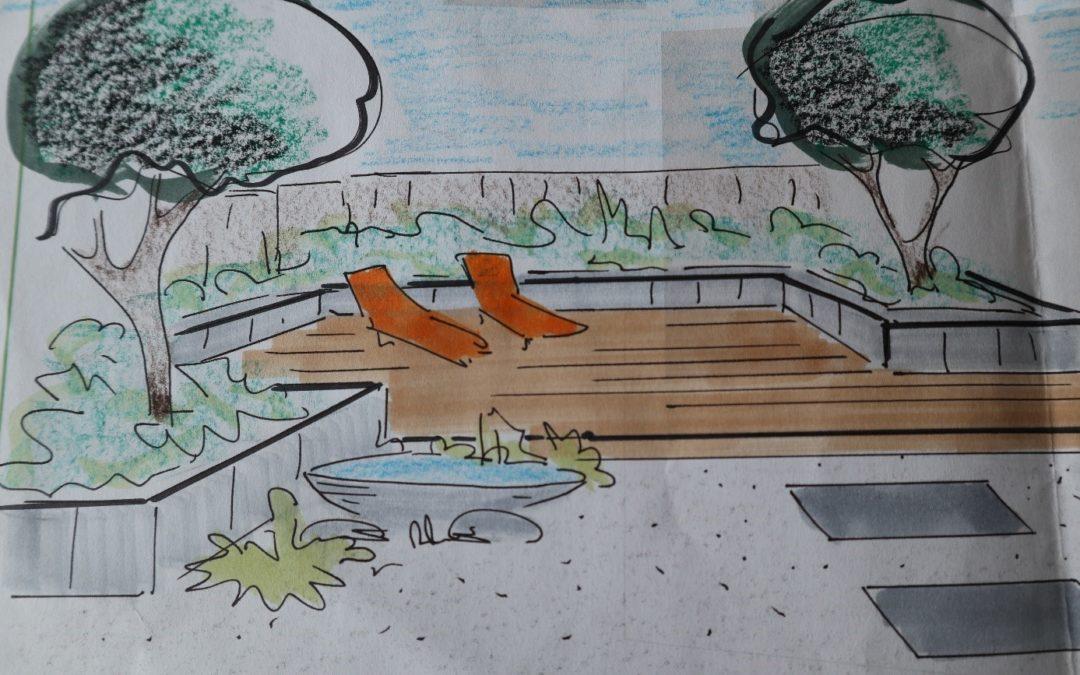 Tuinontwerp Leeuwarden